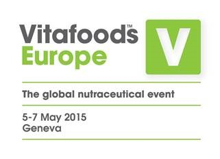 We will be attending at Vitafoods 2015