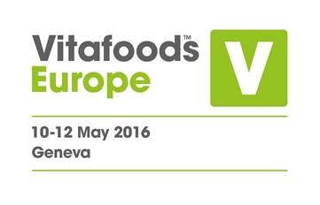 Just like in previous years, we will attend the international Vitafoods Europe fair in Geneva.