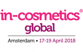 We are attending In-cosmetics Global Amsterdam (17-19 April 2018). Contact us toarrange a meeting or pop by the stand(P142). We we'd be pleased to inform you about our licorice derivatives products and botanical extracts.