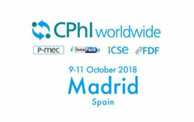 We are pleased to announce that Select Botanical will attend CPhI WorldWide in Madrid, 9th-11th October, 2018. We will be exhibiting in Hall 5 (Natural Extracts), 5G56. Please arrange to meet us by direct email contact to sb@selectbotanical.com, we will be pleased to inform you about our wide offer of products and latest developments. We look forward to meet you in Madrid!
