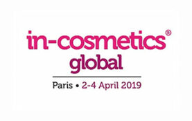 We will attend In-Cosmetics Global 2019 in Paris, France with the collaboration of Beauty Cluster Barcelona. Please arrange to meet us by direct email contact to sb@selectbotanical.com, we will be pleased to inform you about our wide offer of products and latest developments.