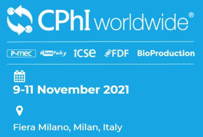 Select Botanical will participate in CPhI Worldwide 2021, Frankfurt (Nov. 9th – 11th, 2021). Come visit our booth 18L11, and in order to organize a meeting with one of our representatives please contact sb@selectbotanical.com